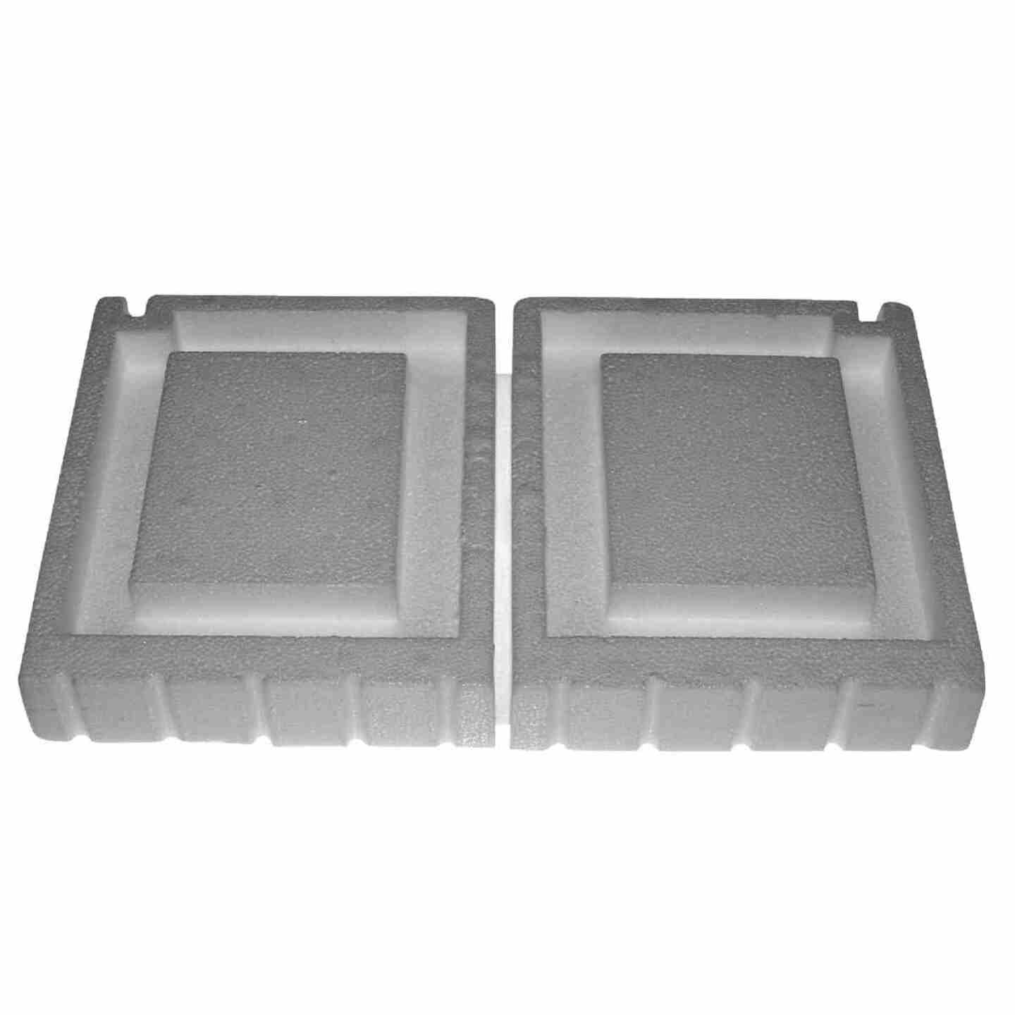 NorWesco 6-1/2 In. x 7-3/4 In. Automatic Vent Foam Plug (2 Count) Image 1