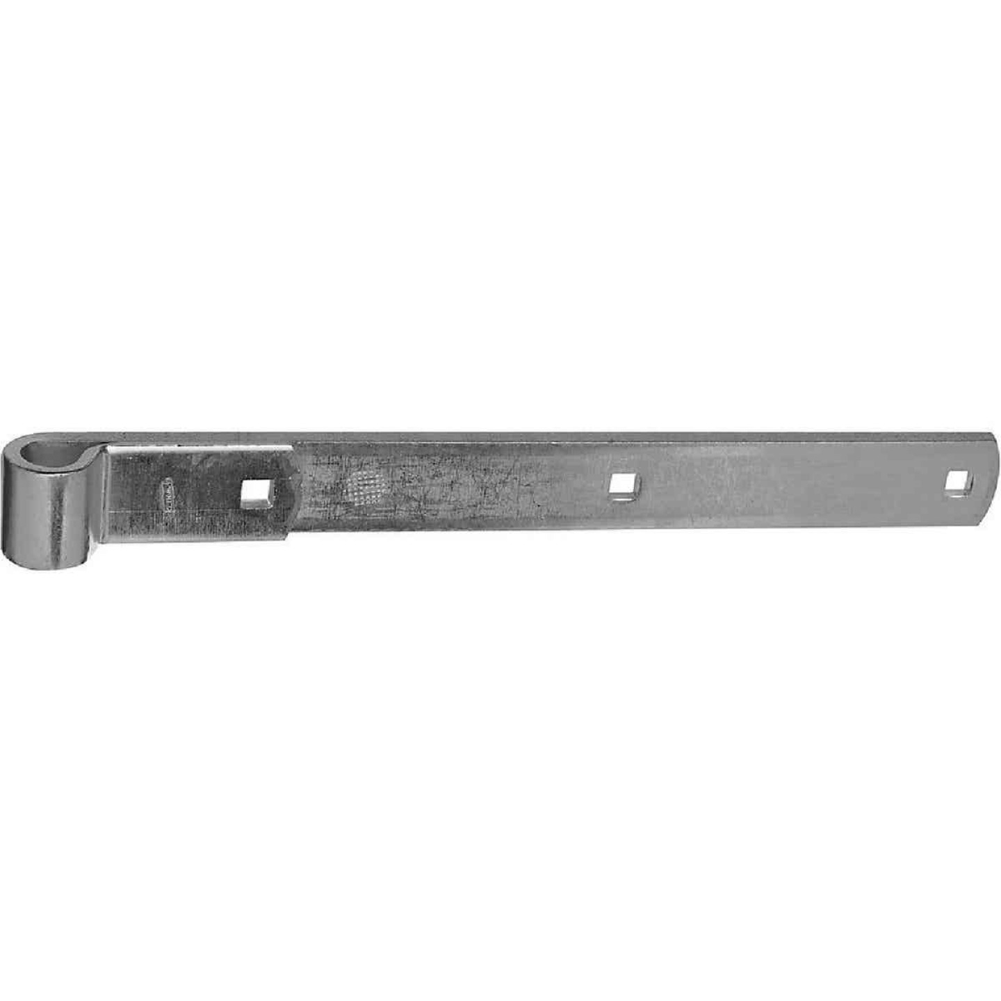 National 14 In. Zinc Hinge Strap Image 1