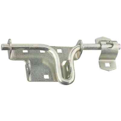 National Zinc Slide Bolt Latch