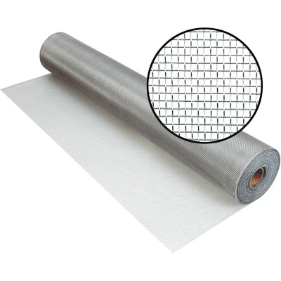 Phifer 28 In. x 100 Ft. Brite Aluminum Screen