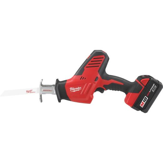 Milwaukee Hackzall M18 18-Volt Lithium-Ion Cordless Reciprocating Saw Kit