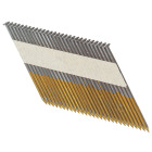 Bostitch 30 Degree Paper Tape Bright Offset Round Head Framing Stick Nail, 3 In. x .120 In. (3000 Ct.) Image 1