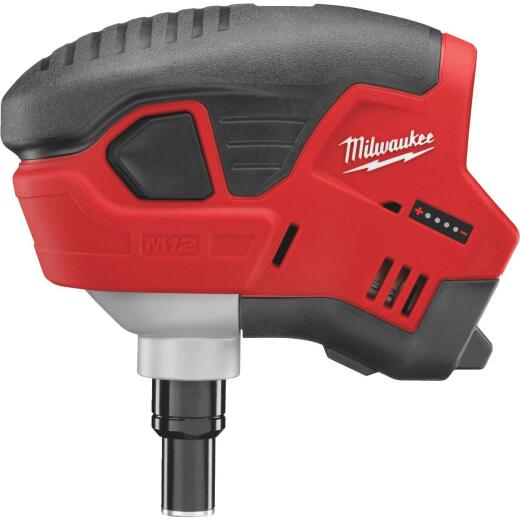 Milwaukee M12 12 Volt Lithium-Ion Cordless Palm Nailer (Bare Tool)
