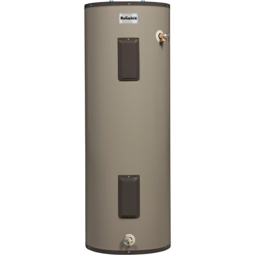 Reliance 50 Gal. Tall 9yr Self-Cleaning 4500/4500W Elements Electric Water Heater