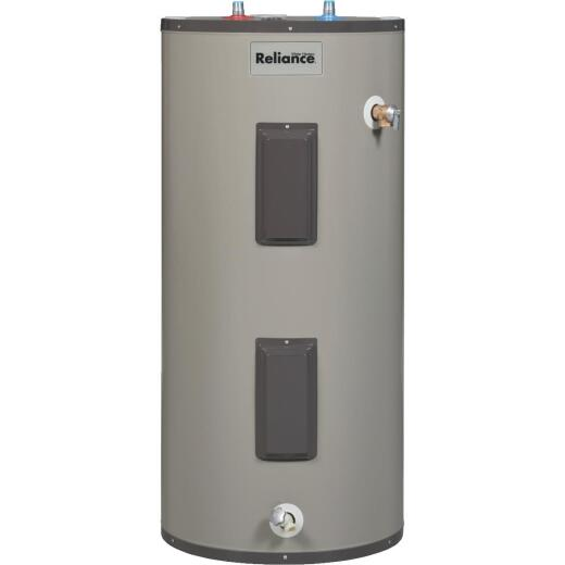 Reliance 40 Gal. Short 9yr Self-Cleaning 4500/4500W Elements Electric Water Heater