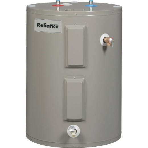 Reliance 30 Gal. Short 6yr 4500/4500W Elements Electric Water Heater
