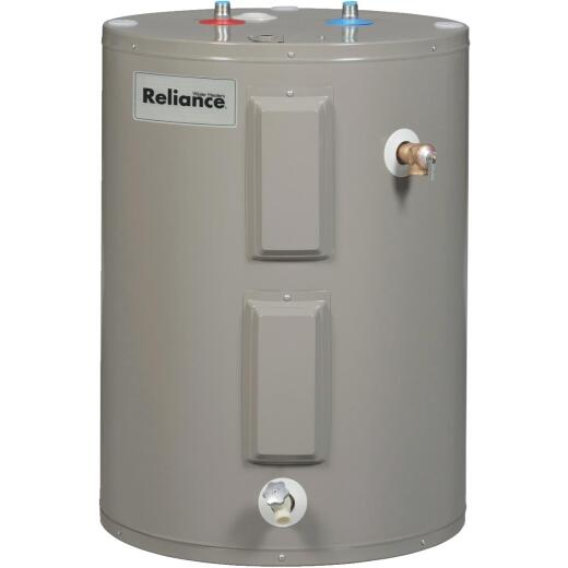 Reliance 28 Gal. Short 6yr 4500/4500W Elements Electric Water Heater