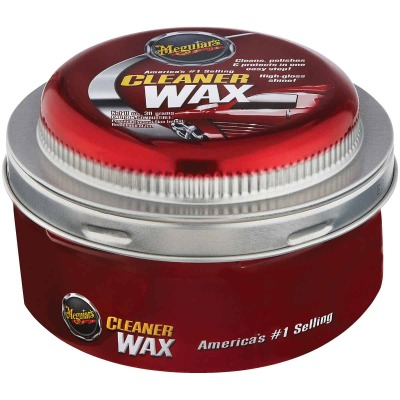 Meguiars 11 Oz. Paste Car Wax