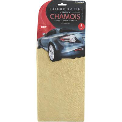 Viking 5 Sq. Ft. Leather Premium Chamois
