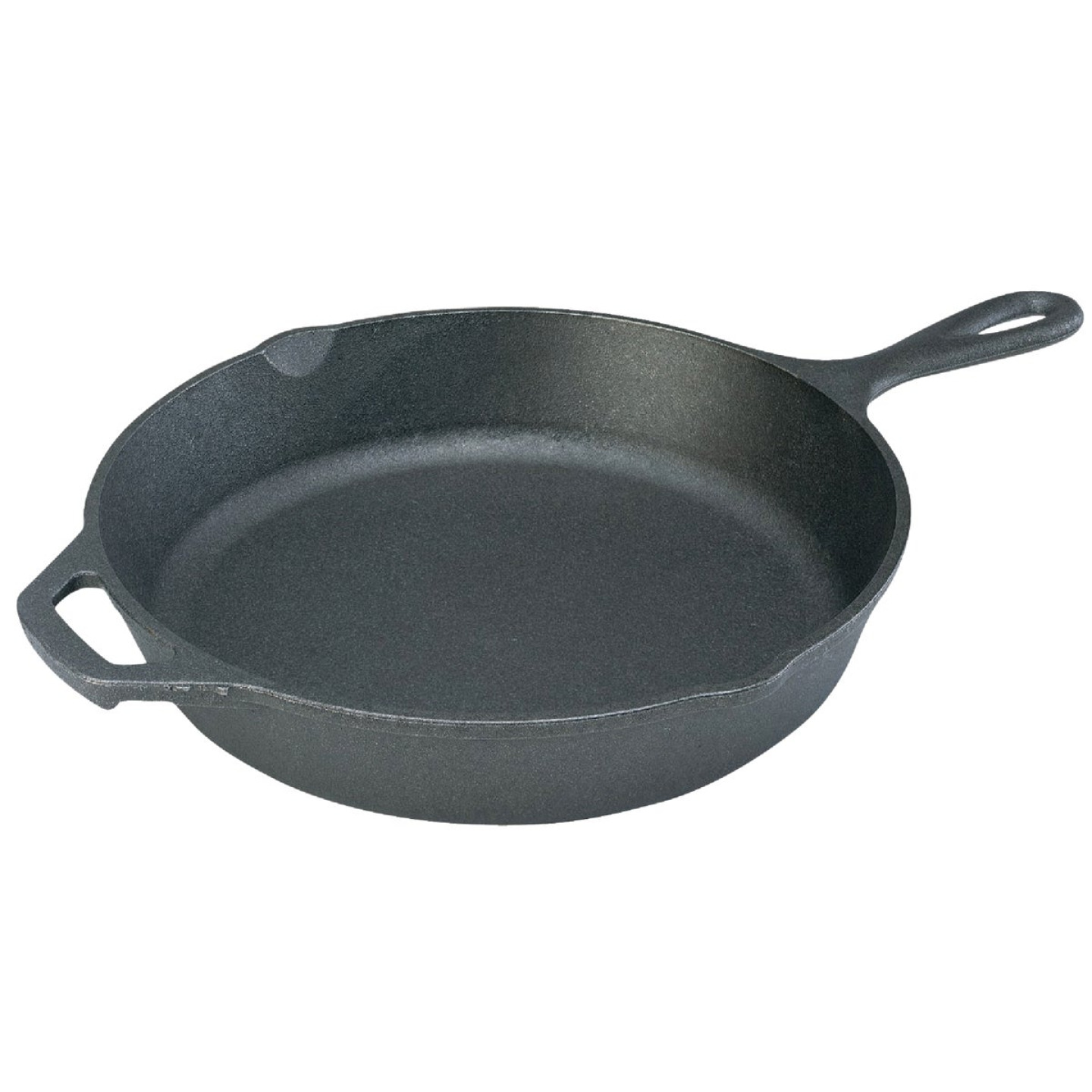 Lodge 12 In. Cast Iron Skillet with Assist Handle Image 1