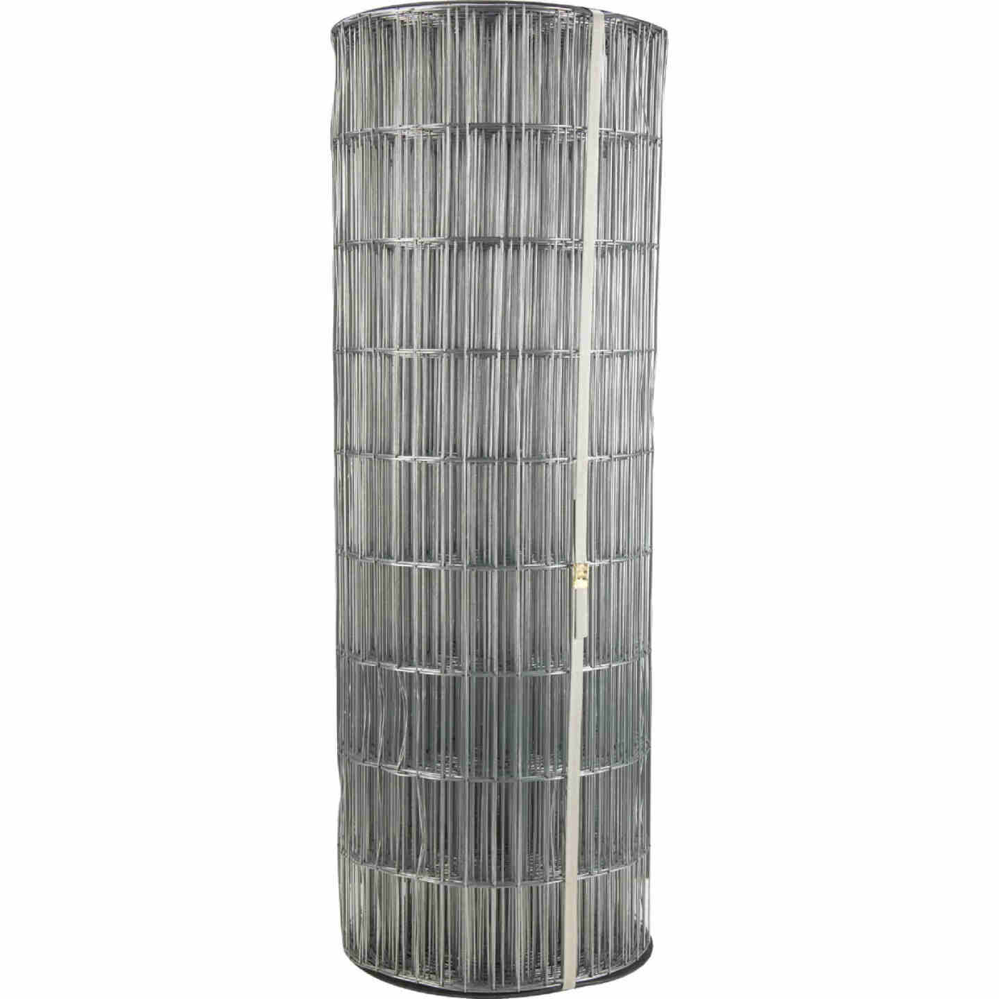 60 In. H. x 100 Ft. L. (2x4) Galvanized Welded Wire Fence Image 1