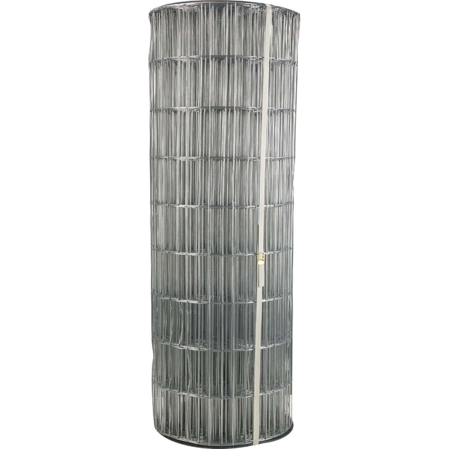 48 In. H. x 100 Ft. L. (2x4) Galvanized Welded Wire Fence Image 1