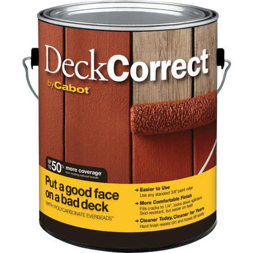 Cabot DeckCorrect Tint Base Wood Deck Resurfacer, 1 Gal.